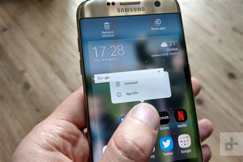 uninstaller android how to uninstall apps in android on a stock or samsung device digital trends