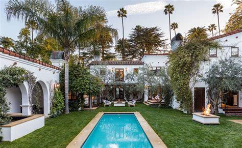 The Kitchen Designer by Authentic Beverly Hills Spanish Estate With Glistening