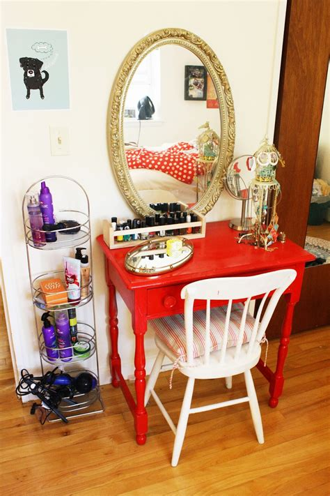 gorgeous diy dressing table ideas