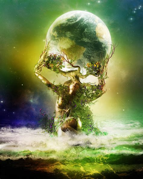 biography of mother earth mother earth mother earth earth and digital art