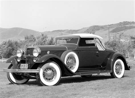 lincoln supercar 1932 lincoln model kb supercars net
