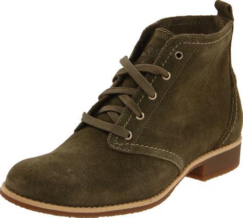 green timberland boots timberland womens shoreham desert boot in green olive