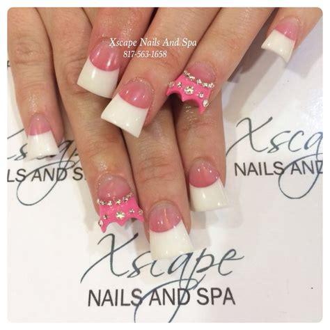 cute nail designs with a crown crown nails nail designs