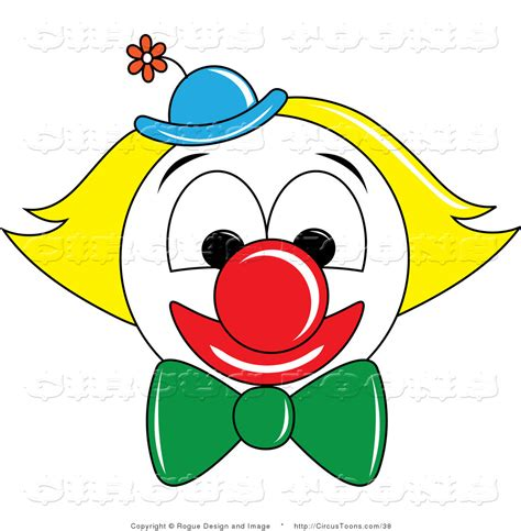 clown clipart royalty free stock circus designs of clown faces