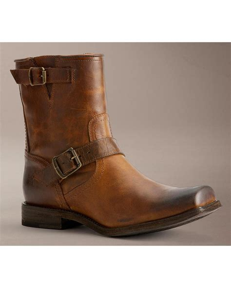 frye mens boot frye s smith engineer boot 87077 ebay