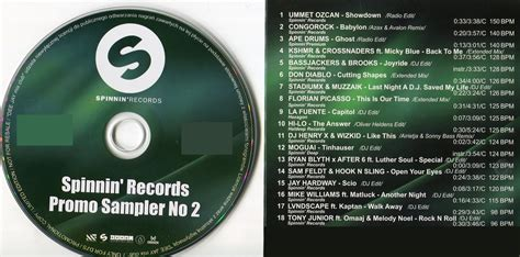 Va Records Va Spinnin Records Promo Sler No 2 2017 Bfhmp3