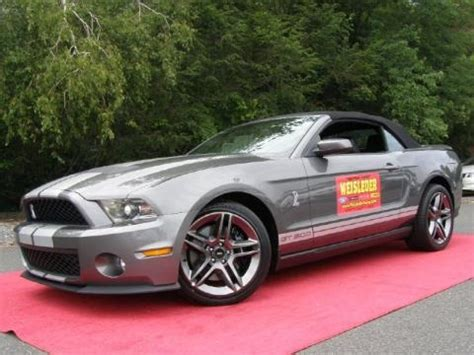 2011 ford mustang gt500 specs 2011 ford mustang shelby gt500 convertible data info and