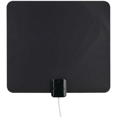 Antena Tv Digital Outdoor Terbaik rca ultrathin indoor hdtv antenna ant1100f the home depot