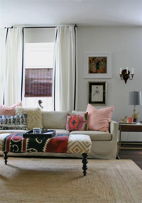 Diy Boho Home Decor by Neutral Boho Living Room Design Manifest Design
