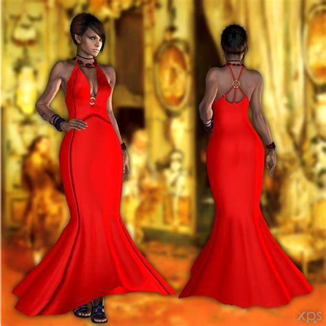 Sheva Dress sheva evening dress dl by zayrcroft on deviantart
