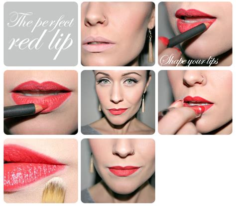 What Color Compliments Pink by The Perfect Red Lip Tips From A Makeup Artist