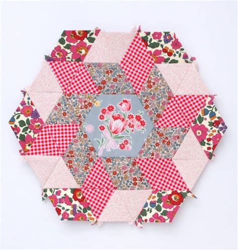 pattern for english paper piecing english paper piecing basics week 4 matching shapes