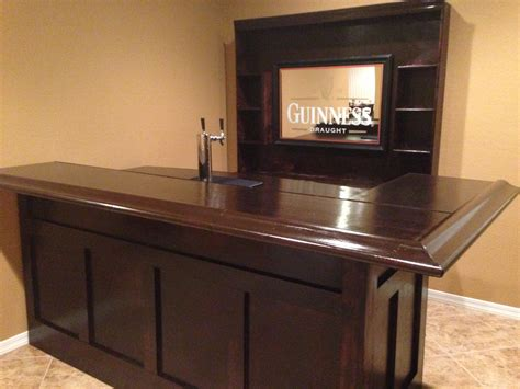 dyi bar how to build your own home bar milligan s gander hill farm