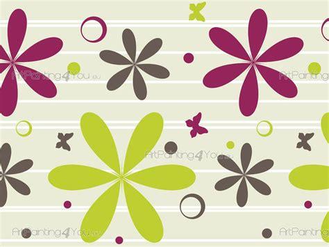 imagenes flores infantiles cenefas infantiles flores mariposas artpainting4you eu