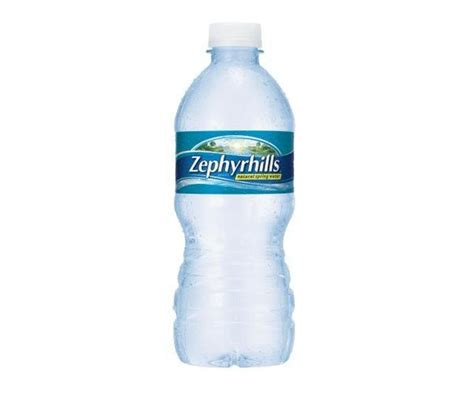 zephyrhills 8 oz. bottled spring water   BeverageSolutions.biz