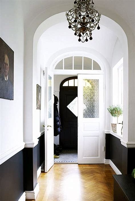 modern foyer black modern foyer tables native home garden design