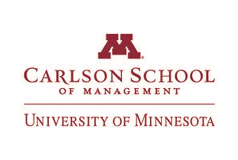Carlson Mba Cost by Carlson School Of Management Department Of Accounting