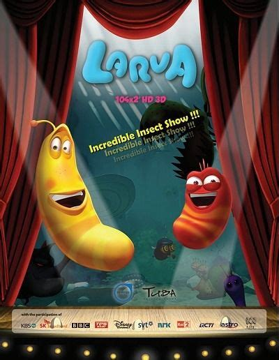 download film larva heroes larva cartoon google search larva pinterest cartoon