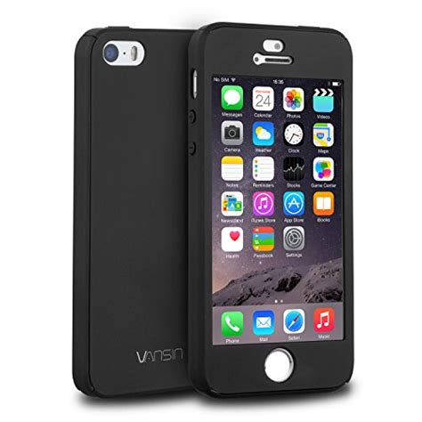 Iphone 5 5s 5se Slim Silicone Casing Black Premium top 5 best iphone 5 phone protector to purchase review