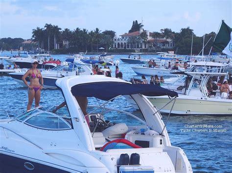boat rental miami bachelorette photo gallery