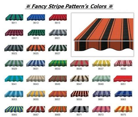 Awning Material Suppliers by Awning Fabric Fancy From Doohyun Engineering Korea