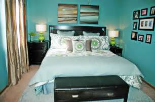 Teal Bedroom Ideas by We Decorate Columbus
