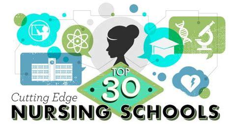 Top Nursing Schools by Top 30 Cutting Edge Nursing Schools