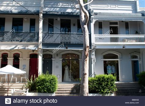 houses to buy in sydney australia victorian terrace houses paddington sydney nsw australia stock photo royalty free