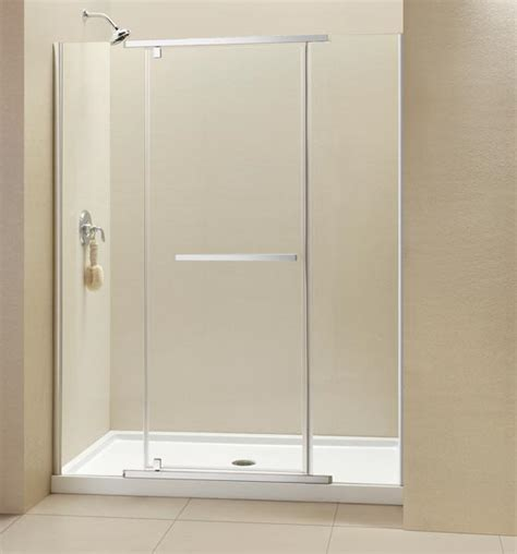 Pivot Glass Shower Door Vitreo X Pivot Shower Door