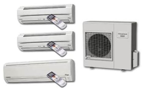 Small Home Central Air Conditioner Ductless Central Air Conditioning