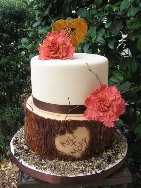 Rustic Bridal Shower Cakes by Best 25 Bridal Shower Cakes Rustic Ideas On