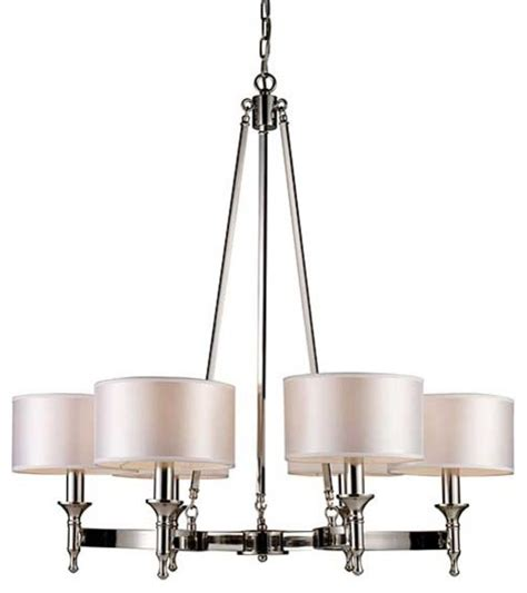 Pembroke 6 Light Chandelier Chandeliers Houston By Houston Chandeliers