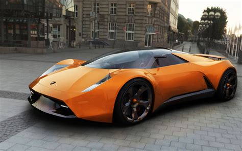 Picture Of A Lamborghini Car Lamborghini Insecta Concept Car Wallpapers Hd Wallpapers