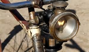 carbide light lucas quot king of the road quot acetylene carbide bicycle l