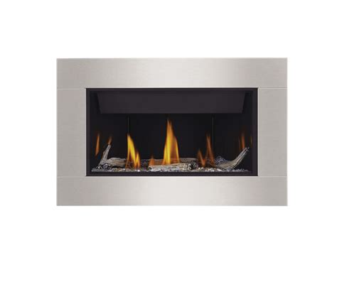 Napolean Fireplaces by Napoleon Ascent Linear 36 Classic Fireplace And Bbq