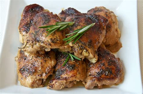 bone recipes recipes for baked bone in chicken thighs