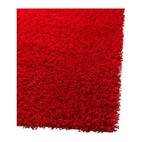 Ikea Teppich Rot by Ikea Spiel Teppich Langflor Hochflor L 228 Ufer Br 252 Cke Rot Ebay