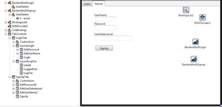 delphi ems tutorial tutorial ems client application to manage ems users rad
