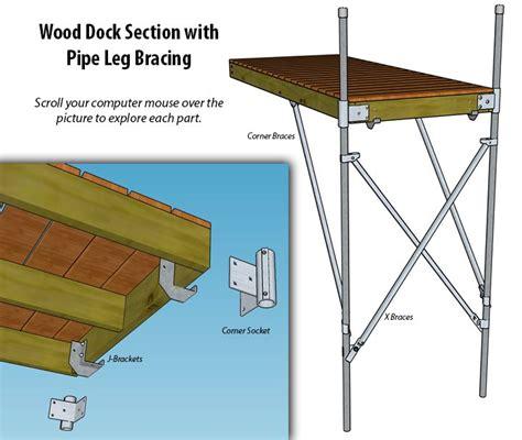 boat dock cart dock pipe leg hardware quot add to cart quot boat docks dock