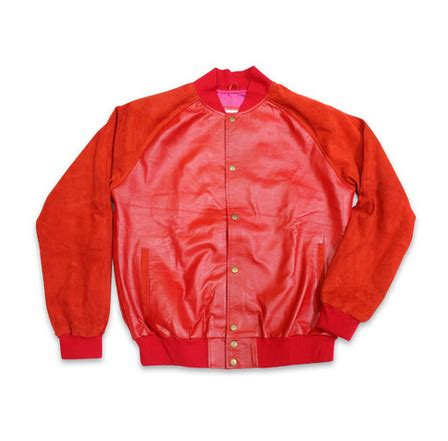Varsity Bomb Jacket wardrobe query teyana s prsvr leather varsity