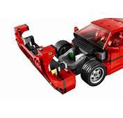 LEGO Ferrari F40  The Awesomer
