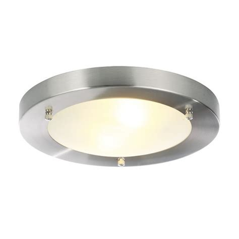 bathroom heat and light ceiling fitting sabor large frosted flush ceiling light