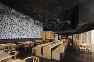 in design magz modern restaurant interior minimalist design with wall decoration ideas
