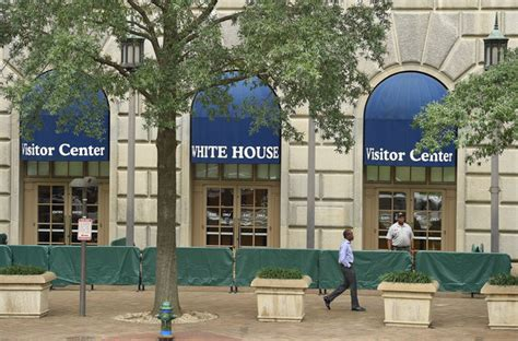 white house visitors center white house visitor center to reopen saturday chicago tribune