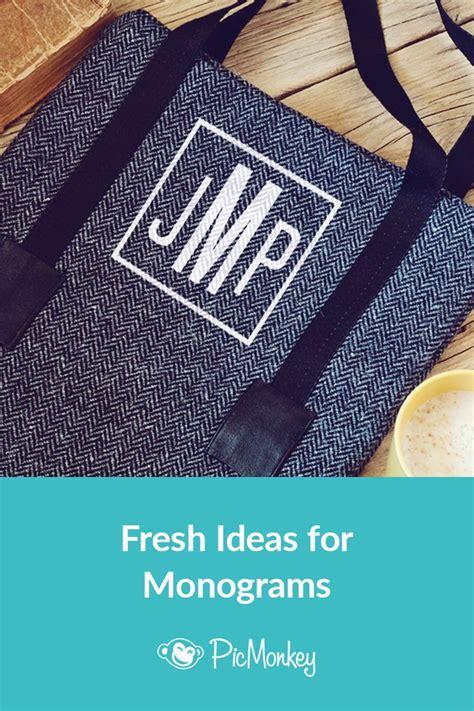 fresh ideas  monograms branding  small business