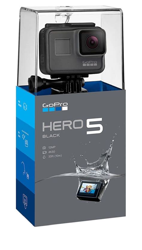 Gopro 5 Black Edition 12mp 4k Berkualitas gopro 5 black edition 4k hd wifi 12mp waterproof