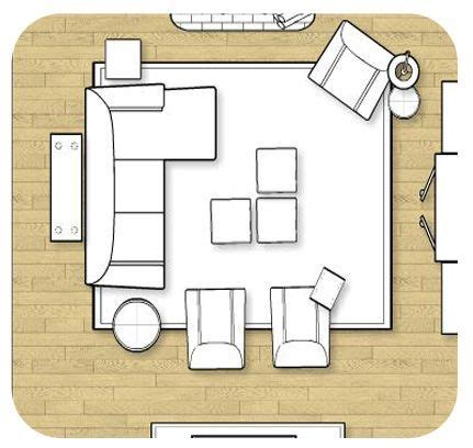 how a well thought furniture layout planning can improve 11 best family room organization images on pinterest