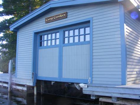 boat overhead boat house overhead doors hanging doors
