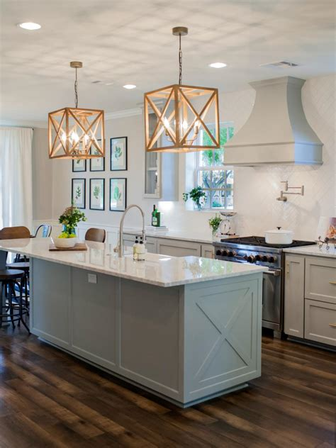 magnolia homes light fixtures fixer upper a contemporary update for a family sized