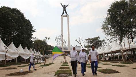 Ahok Lapangan Banteng | taman lapangan banteng yang dicita citakan ahok segera